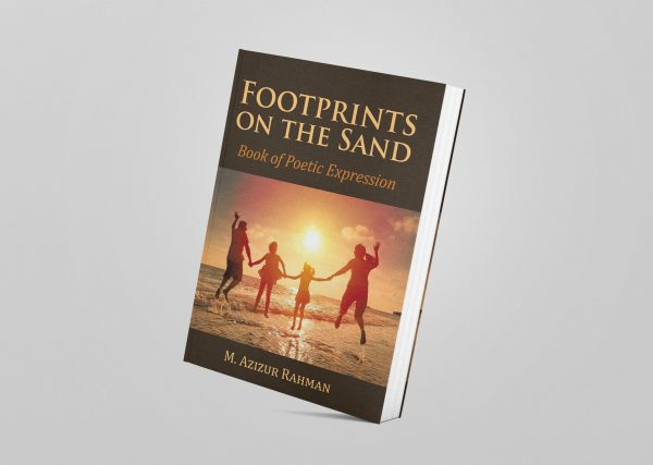 Footprints on the Sand: Book of Poetic Expression