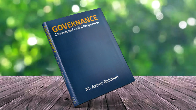 Governance: Concepts and Global Perspectives