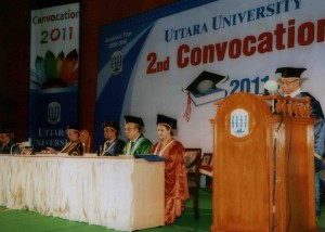 2nd Convocation 2011